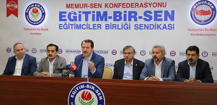 Öğretmenlerimize hakaret eden Kılıçdaroğlu hakkında suç duyurusunda bulunduk