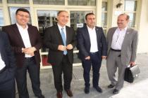 Başkan Vekili Ahmet ÖZER'in şubemizi ziyareti
