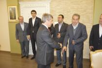 Yeni Yönetimden Vali Ahmet ÇINAR'a nezaket ziyareti