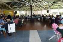 Üniversitede Görev Yapan Üyelerimizle Toplantı